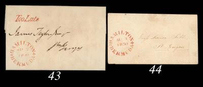 cover 1849 (7 Sept.) entire lo