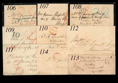 cover 1864 (19 Nov.) envelope