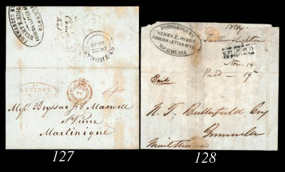 cover 1849 (9 Oct.) entire let
