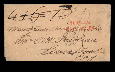 cover 1862 (3 Oct.) envelope (