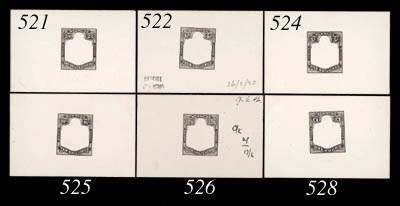 Proof  2/6d., unmarked. Photo