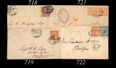 cover 1877 (13 Nov.) envelope