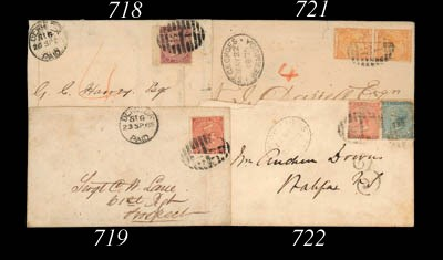 cover 1877 (13 Nov.) envelope