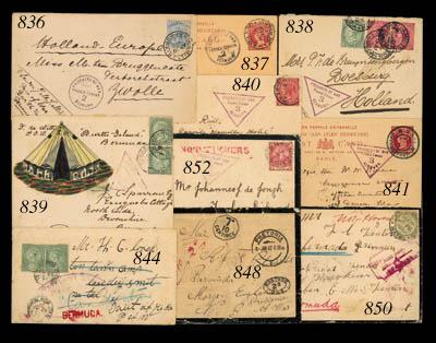 cover 1901 (28 June) envelope