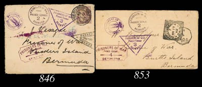 cover 1901 (12 Oct.) envelope