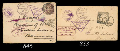 cover 1902 (17 Mar.) unstamped