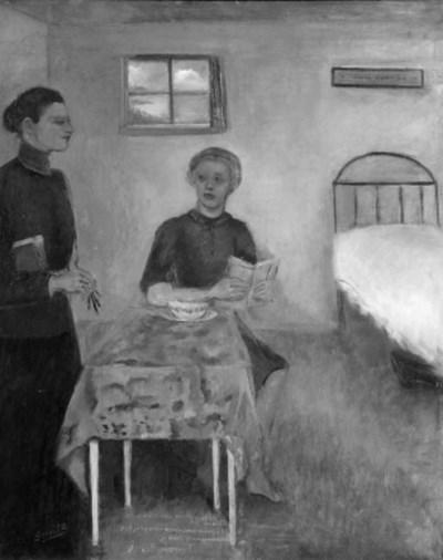 Theresia Ansingh (1883-1968)