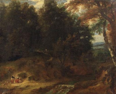 Follower of Jacques d'Arthois