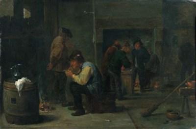 Circle of David Teniers II (16