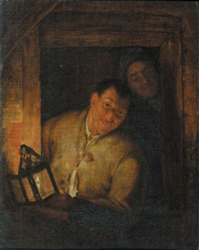 Manner of Godfried Schalcken