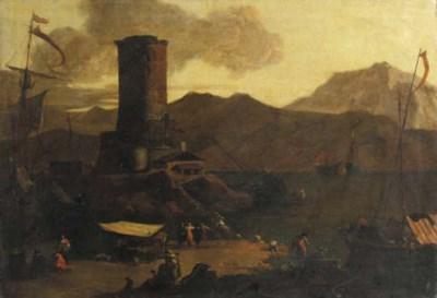 Adriaen van der Kabel (1630-17