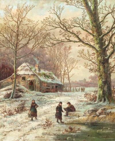 Hendrik Barend Koekkoek (1849-