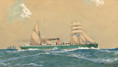 Willy Stöwer (1864-1931)