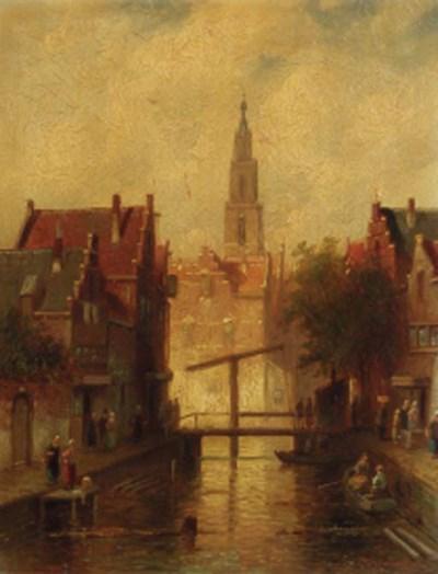 Charles Leickert (1816-1907)