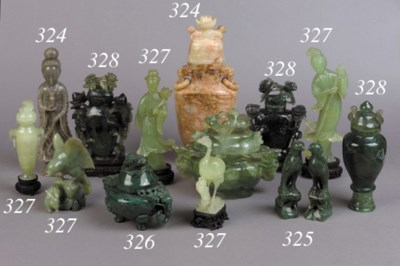 An assorted lot of fluorite ca
