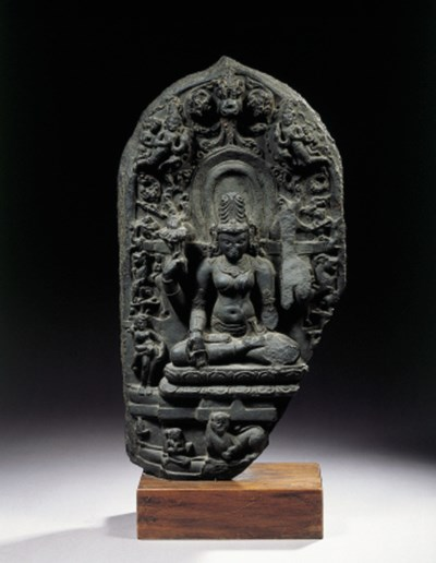 a north indian, pala period, p