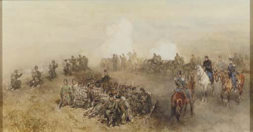 Charles Rochussen (Dutch, 1814-1894)
