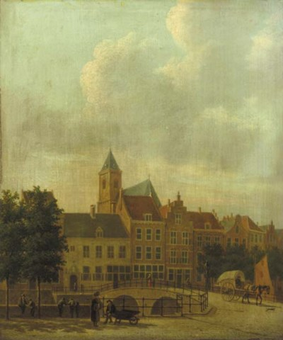 Hendrik van Oort (Dutch, 1775-