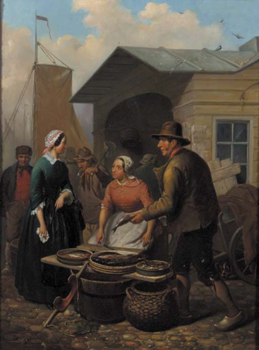 Jan van Beers (Belgian, 1852-1927)