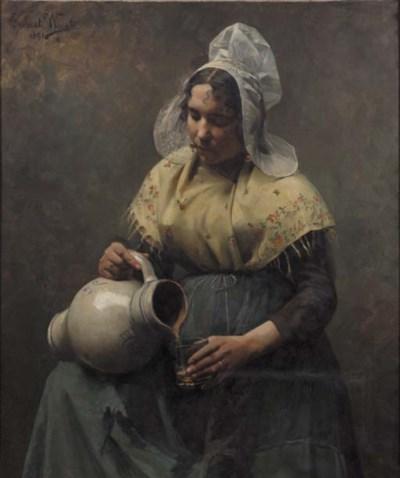Ernest Wante (Belgian, 1872-19