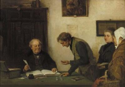 Hugo Oehmichen (German, 1843-1