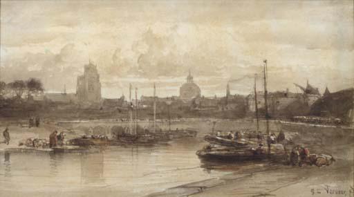 Samuel Leonardus Verveer (Dutch, 1813-1876)