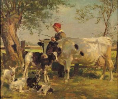 Julius-Paul Junghanns (German,