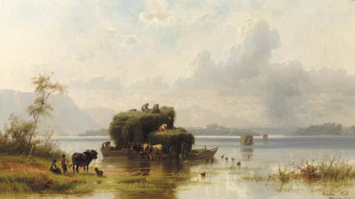 Christian Mali (German, 1832-1906)