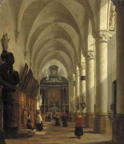 Heinrich Hansen (Danish, 1821-
