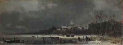 Adolof Stademann (German, 1824