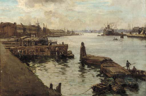 Johannes Hendrik van Mastenbroek (Dutch, 1875-1945)