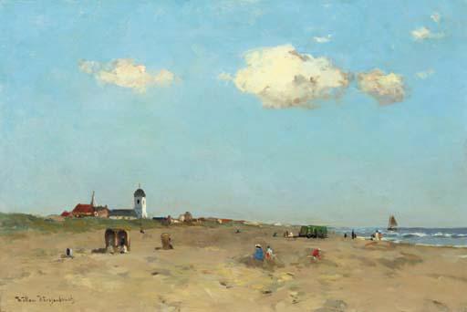 Willem Weissenbruch (Dutch, 1864-1941)
