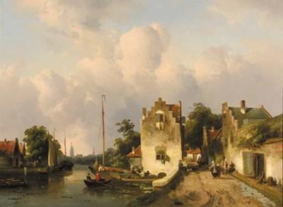 Charles Leickert (Dutch, 1816-