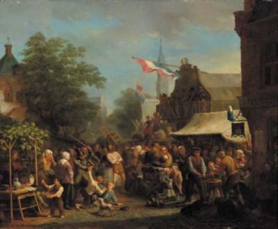David van der Kellen (Belgian,