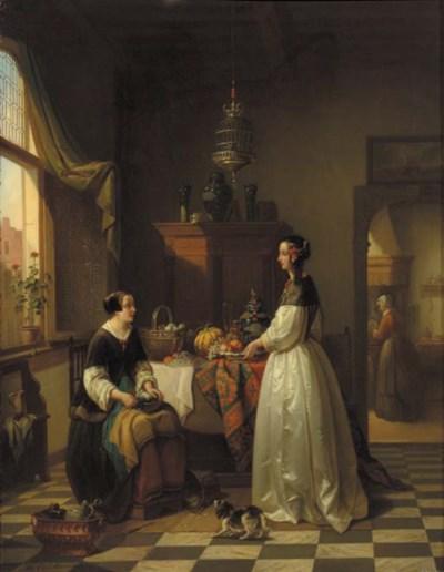 Alexis van Hamme (Belgian, 181