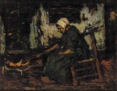 Suze Robertson (Dutch, 1855-19