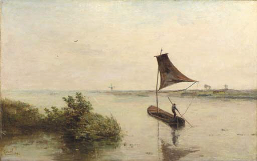 Paul Joseph Constantin Gabriel (Dutch, 1828-1903)