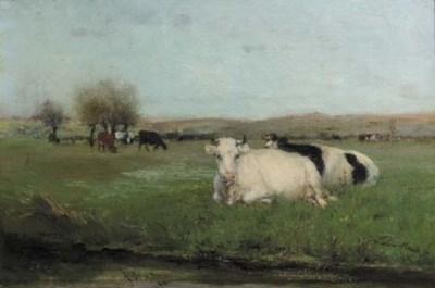 Willem Maris (Dutch, 1844-1910
