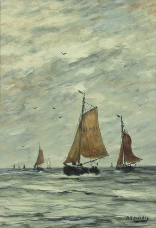 Hendrik Willem Mesdag (Dutch, 1831-1915)