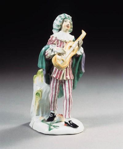 A Furstenberg figure of Bagoli