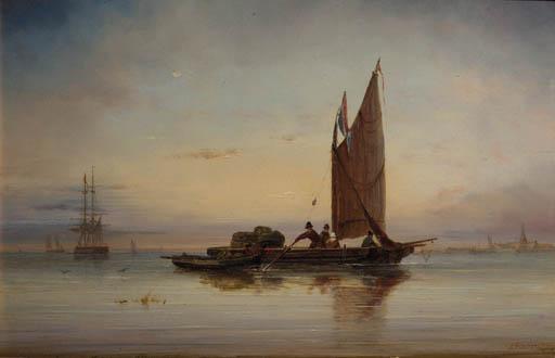 Ary Pleysier (Dutch, 1809-1879