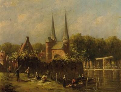 Petrus Geradus Vertin (Dutch,