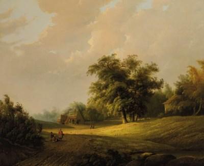Johan Maurisz Jansen (Dutch, 1