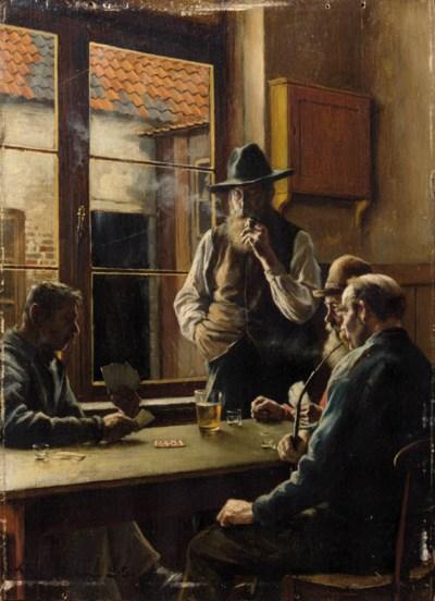 Jan Ludovicus Moerman (Dutch,
