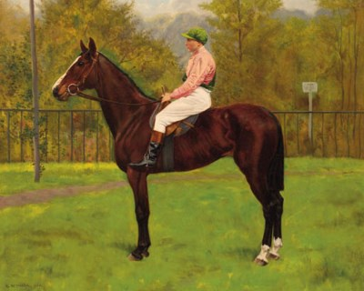 Gustave Neymark (French, 1850-