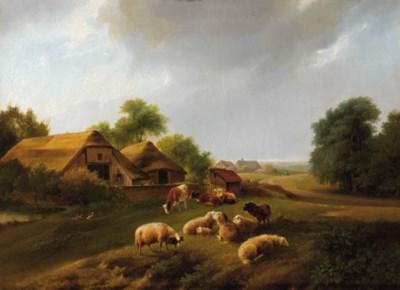 Augustus Knip (Dutch, 1819-aft