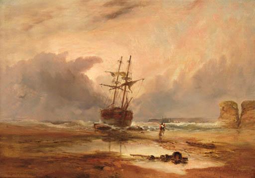 Alfred Montague (British, fl.1
