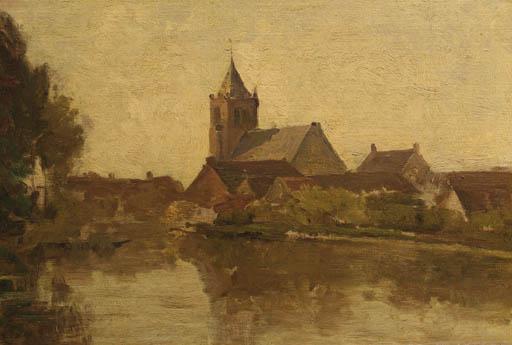 Paul Joseph Constantin Gabriël (Dutch, 1828-1903)
