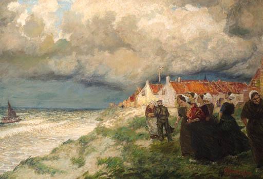 Hubert Ritzenhofen (Dutch, 187