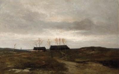 Taco Mesdag (Dutch, 1829-1902)